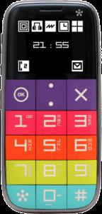 Just 5 phone