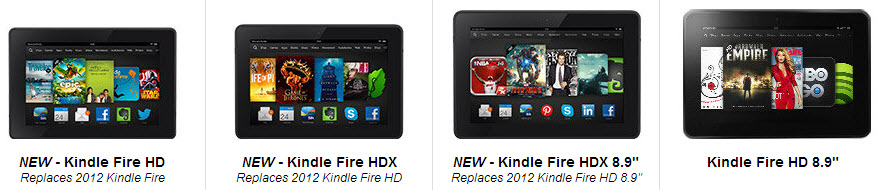 all kindles